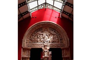 Portail de Vézelay, Cité de l'Architecture