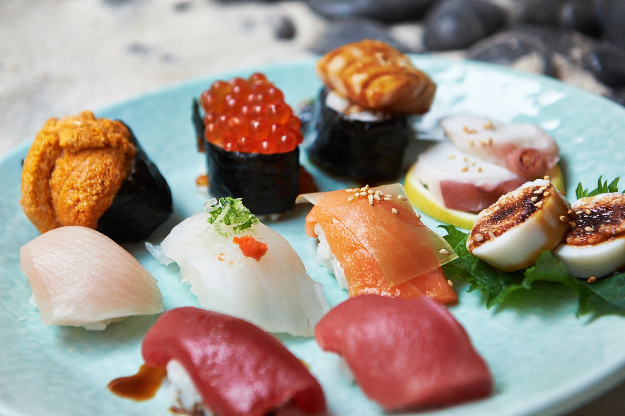 The best sushi in NYC