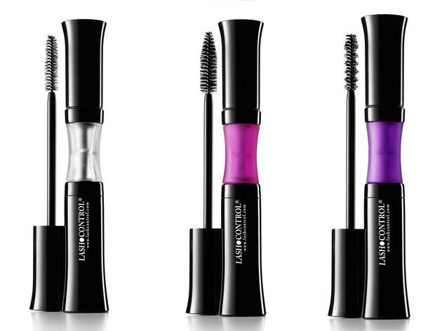 Mascaras with unique applicators
