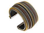Andrea Valentini zipper cuff, $85, at maxandchloe.com