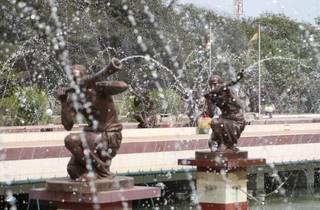 Nkumah Memorial Garden