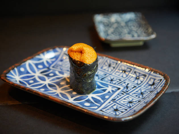 The best sushi in New York