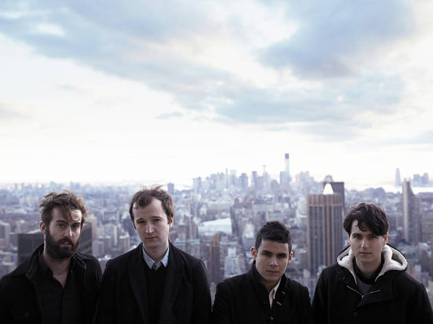 Music: Vampire Weekend + Solange + Sky Ferreira