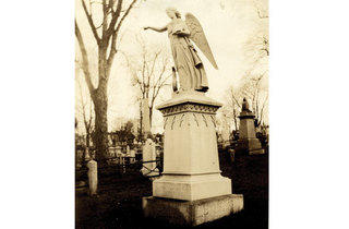 (Photograph: Courtesy Green-Wood Cemetery)