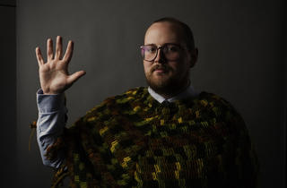 CANCELLED Dan Deacon