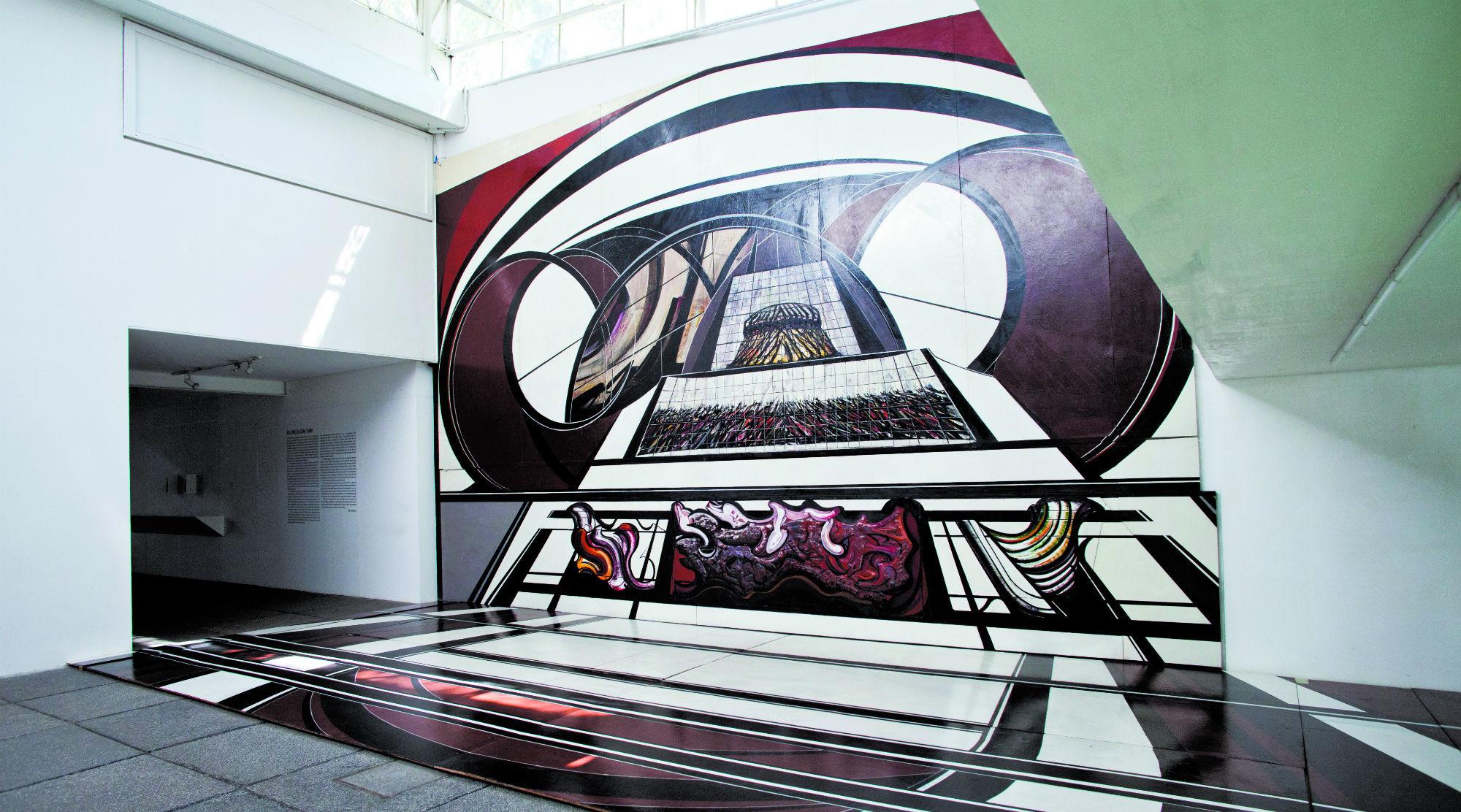 Sala de Arte Público Siqueiros