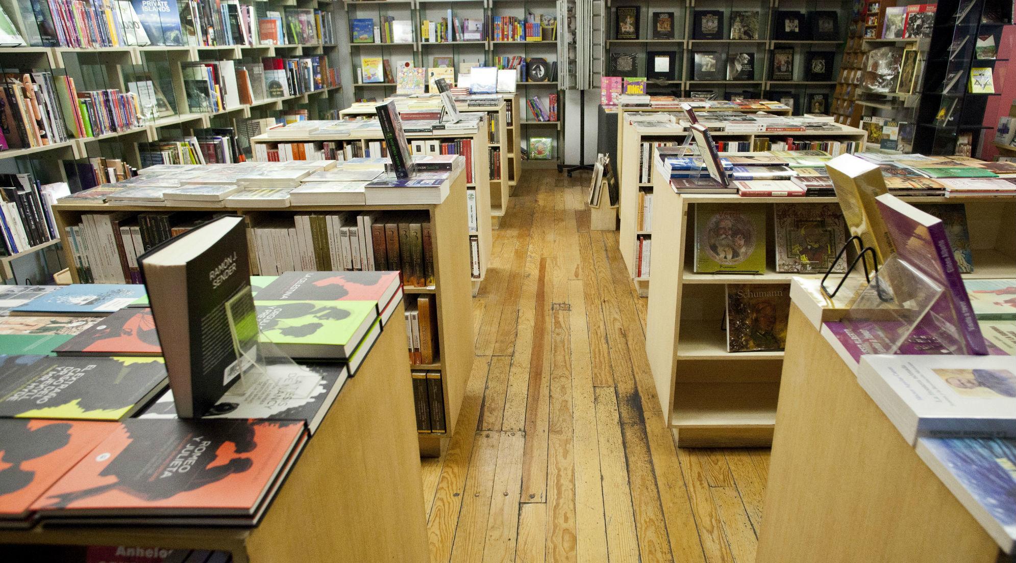 librería Casa Lamm