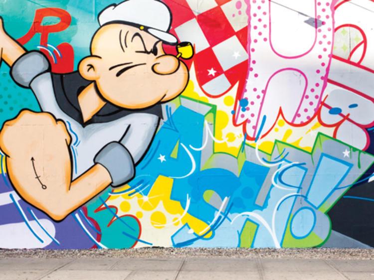 Best street art and graffiti