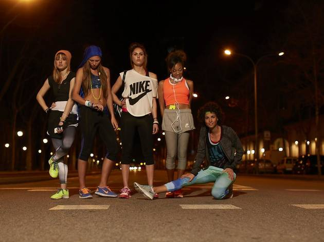 We Own the Night Nike 10K