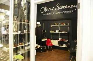 Oliver Sweeney's 'The Gentlemen's Corner'