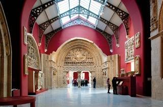 Cité de l'architecture & du patrimoine au Palais de Chaillot