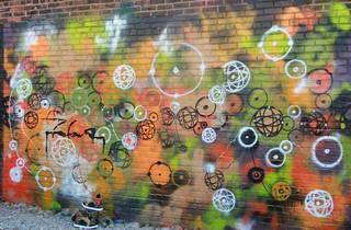Graffiti abstracto (Cortesía All City Canvas)