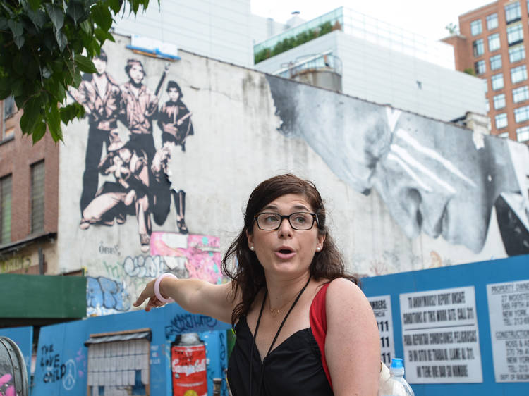 Street art tours: See graffiti on these New York walking tours