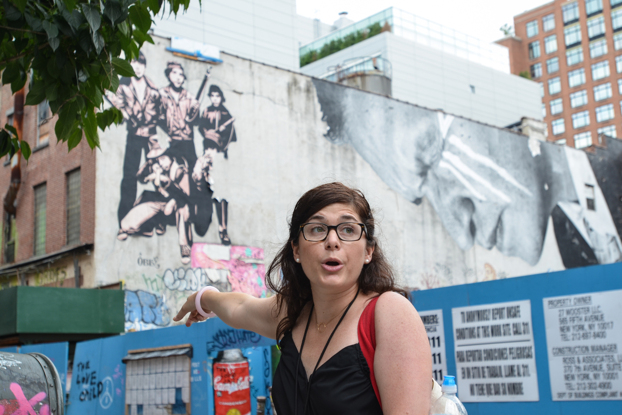Street art tours: See graffiti on these New York walking tours