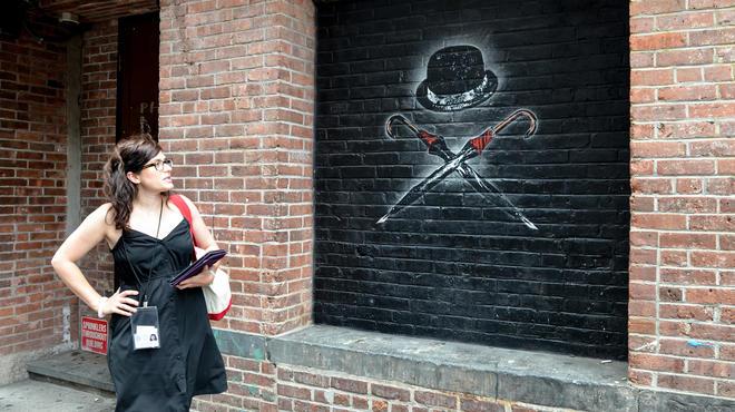 Street art tours