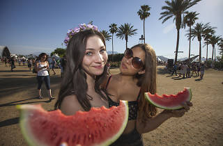coachella eat and drink