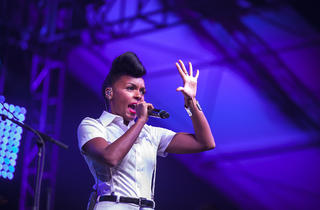Janelle Monáe at Coachella 2013, Weekend 2, Day 2