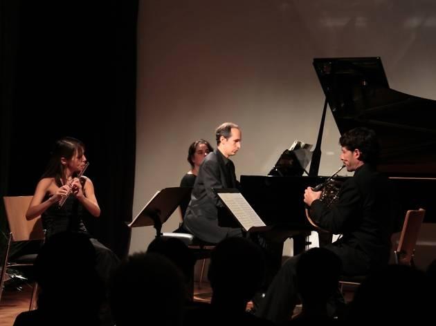 Nidhal Jebali + Isaac Friedhoff: Nova música mediterrània