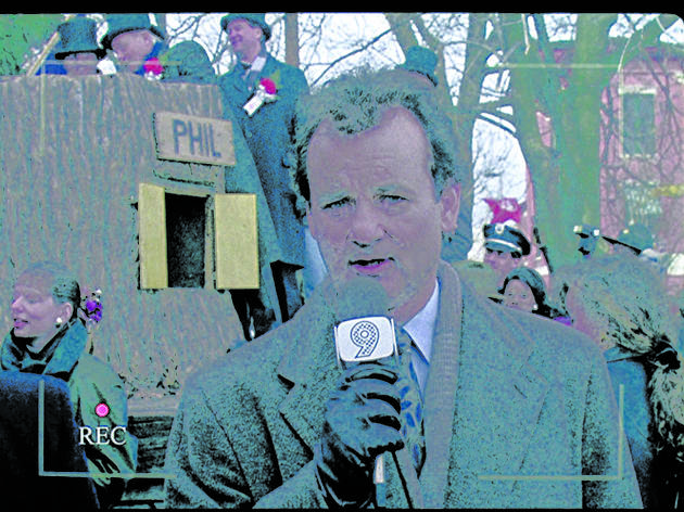 Phil Connors / Groundhog Day