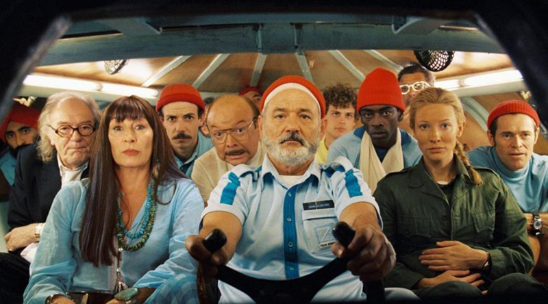 Steve Zissou / The Life Aquatic With Steve Zissou