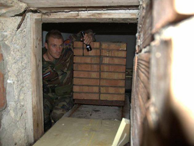 The Mafia's Secret Bunkers