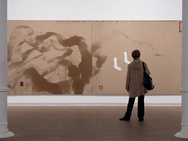 Semana de la poesía 2013: Los poetas de Antoni Tàpies