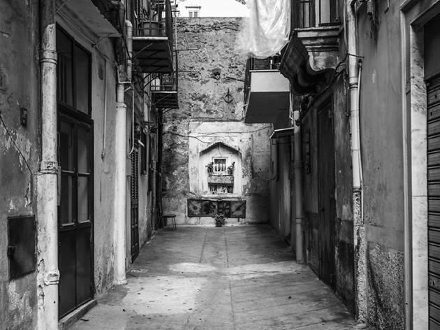 John Riddy: Palermo