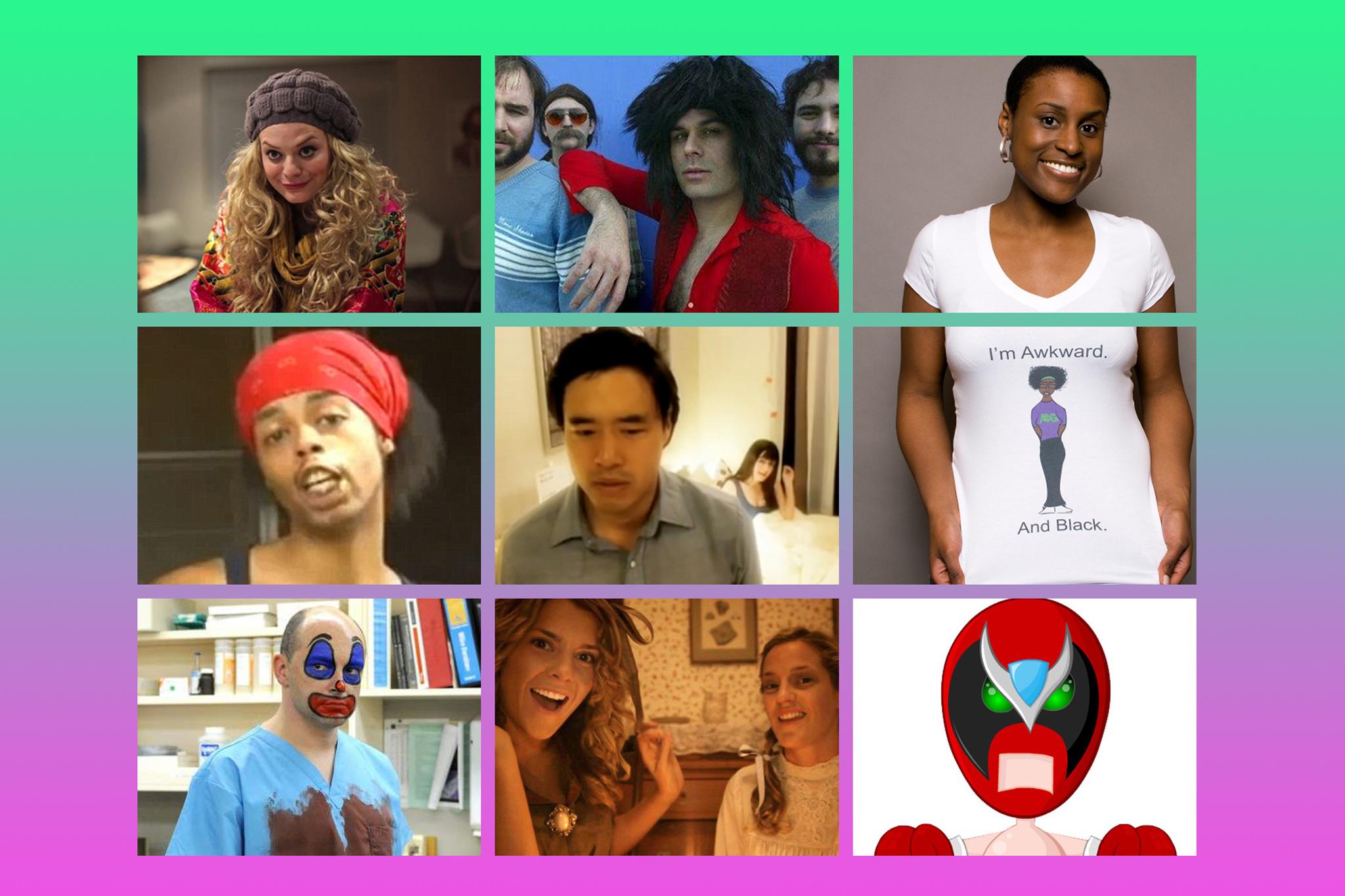 50 funniest Web series