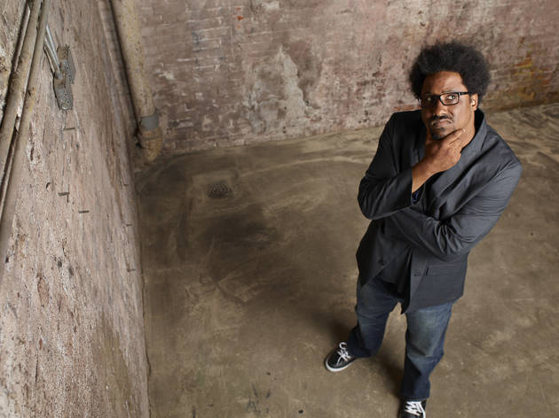 Totally Biased Stand Up Tour with W. Kamau Bell
