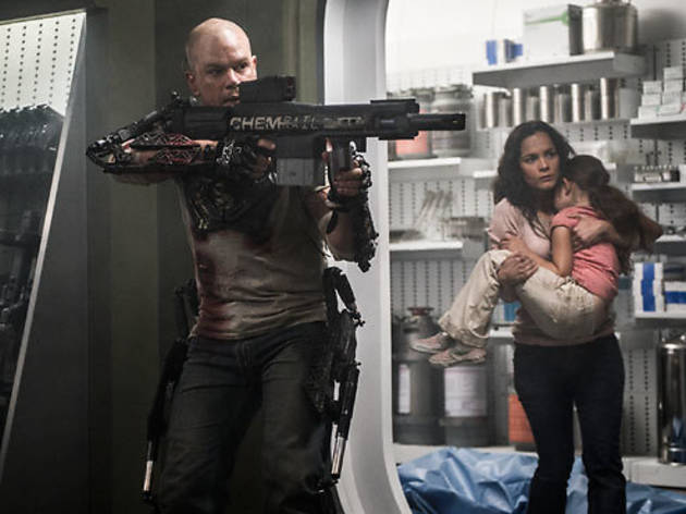 Elysium: movie review