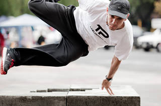 Parkour Traceur Project