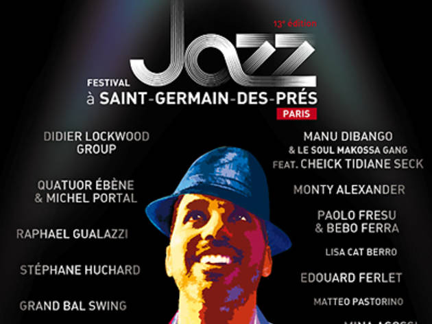 Jazz à Saint-Germain-des-Prés 2013