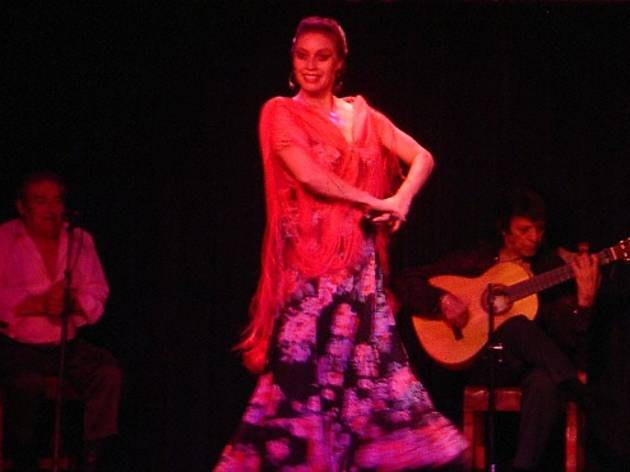 Mother's Day Flamenco Brunch & Dinner Shows