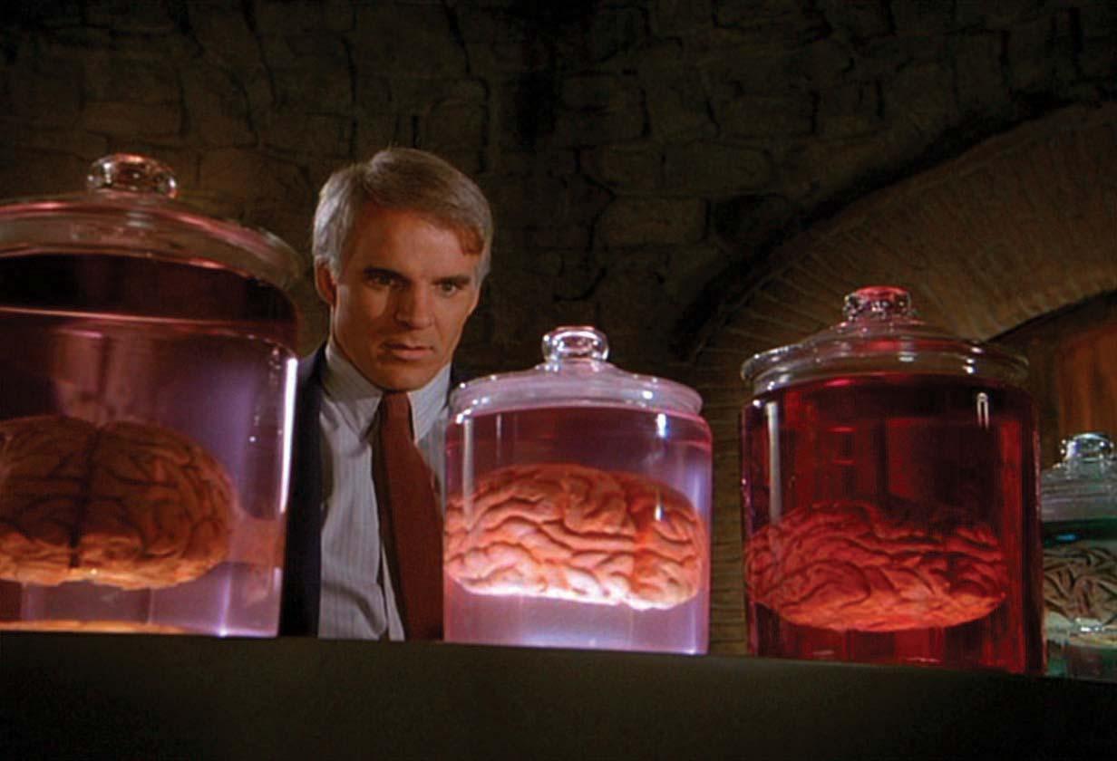 Man and brain
