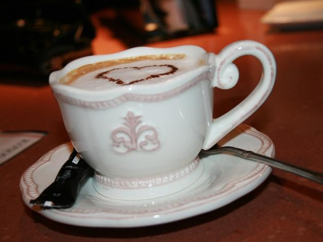 Charlot cafè