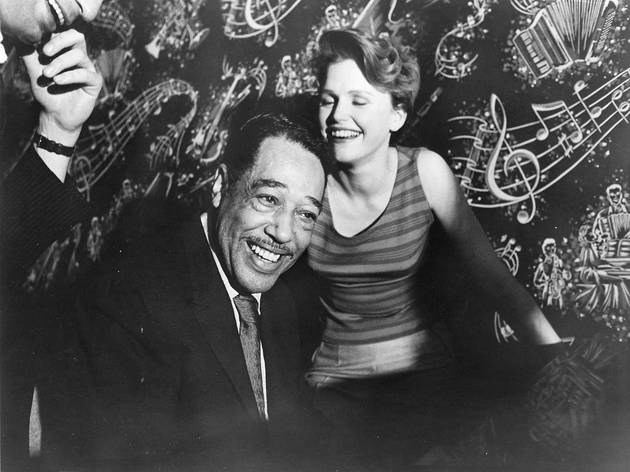 (Duke Ellington & Lee Remick -  © Sony Pictures)