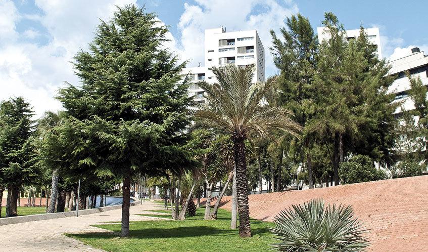 Parc Central de Nou Barris