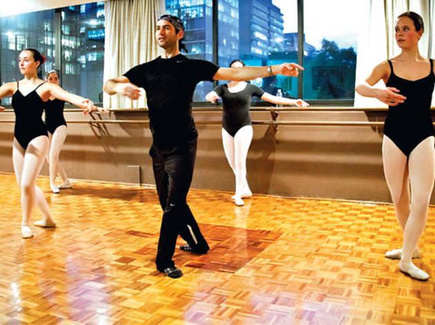 Piso 33 estudio de danza