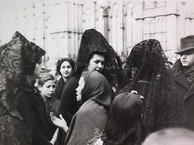 Barcelona en postguerra, 1939-1945. Una crònica fotogràfica