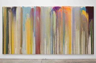 John Armleder, 'Convallaria Majalis', 2003