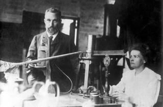The Genius of Marie Curie: the Woman Who Lit Up the World