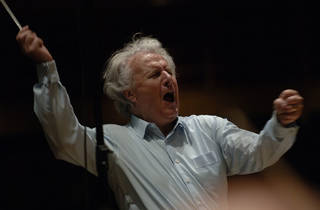 Sir Colin Davis with Love: In Performance; In his Own Words