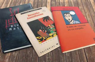 Mi primer libro: Matheson, Page y Sharpe