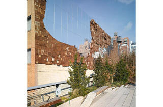 (Photograph: Austin Kennedy/Paper Scenery; courtesy the artist, Jack Shainman Gallery and Friends of the High Line)