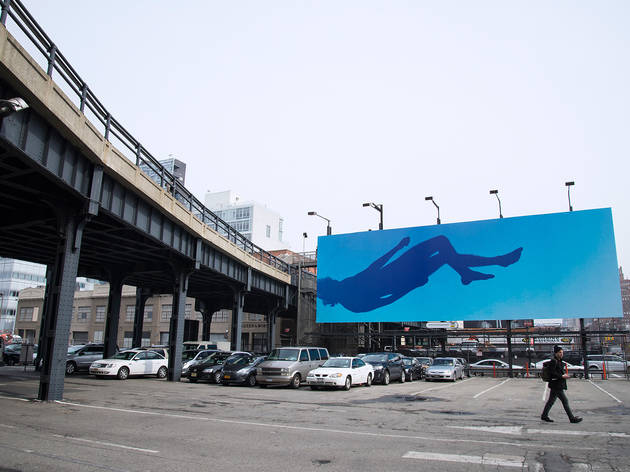 (Photograph: Timothy Schenck. Courtesy Friends of the High Line)