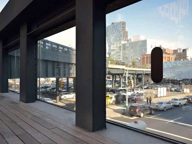 (Photograph: Austin Kennedy; courtesy the artist, the Whitney Museum of American Art and Friends of the High Line)