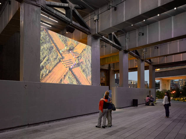 (Photograph: Austin Kennedy; courtesy Friends of the High Line)