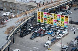 (Photograph: Timothy Schenck; courtesy Friends of the High Line)