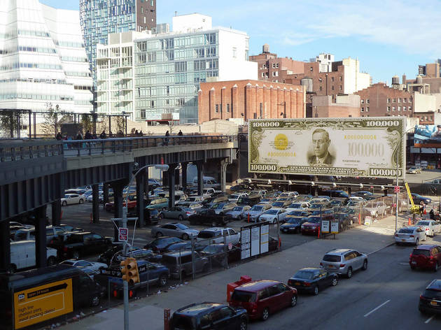(Photograph: Courtesy Friends of the High Line)