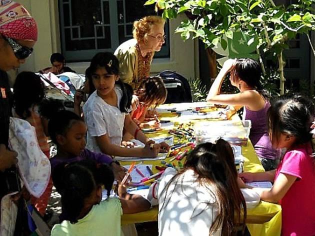 Free Family Festival: The Garden in Asia